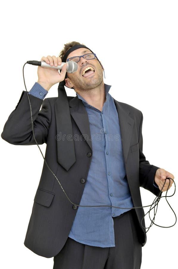 Karaoke fotografie stock libere da diritti