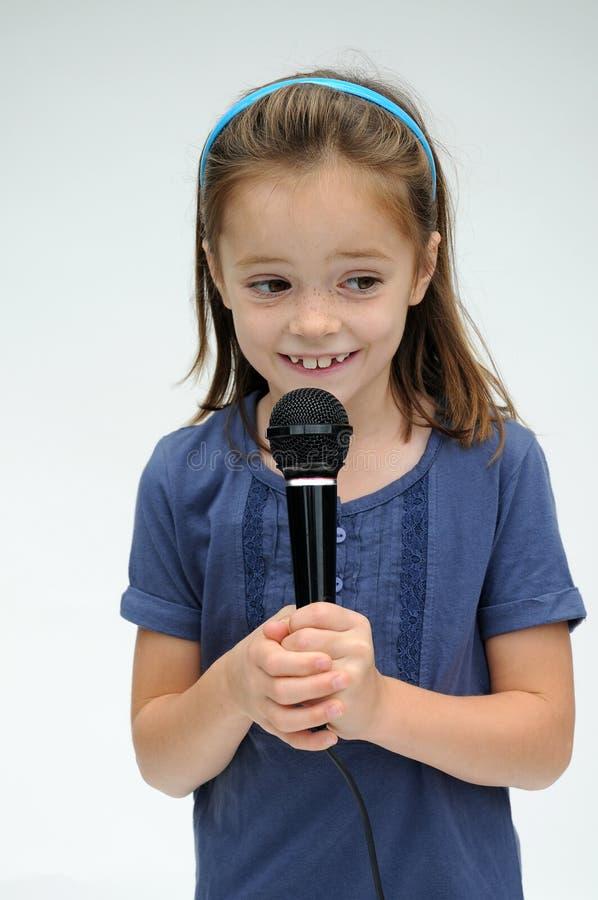 Karaoke stock foto