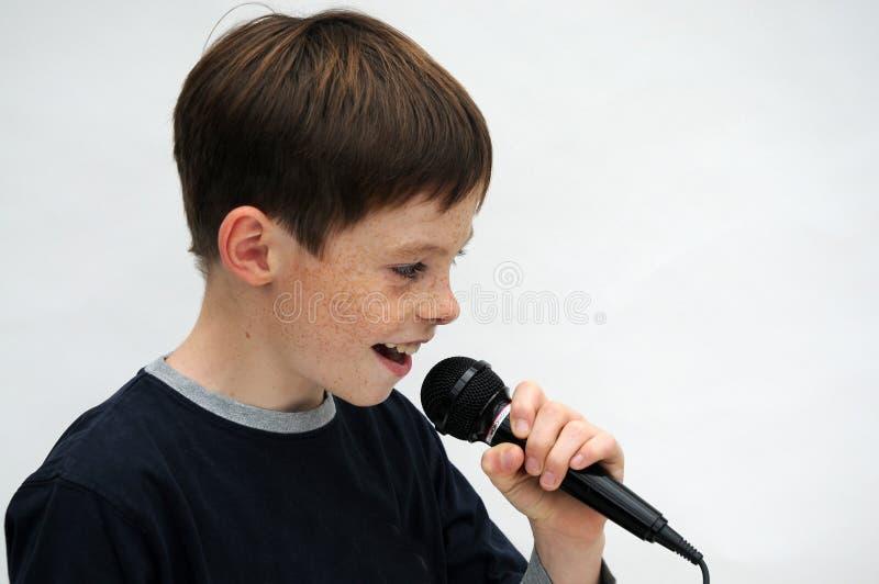 Karaoke stock foto's