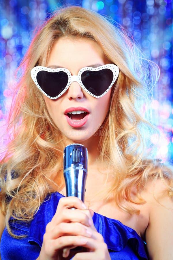Karaoke fotografia stock