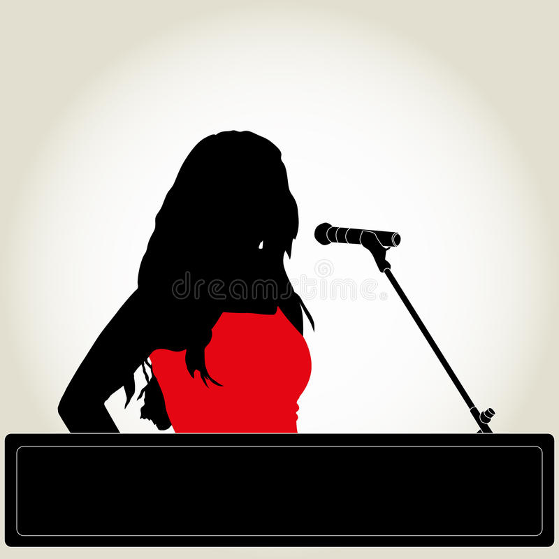 Free Karaoke Royalty Free Stock Photo - 34069605