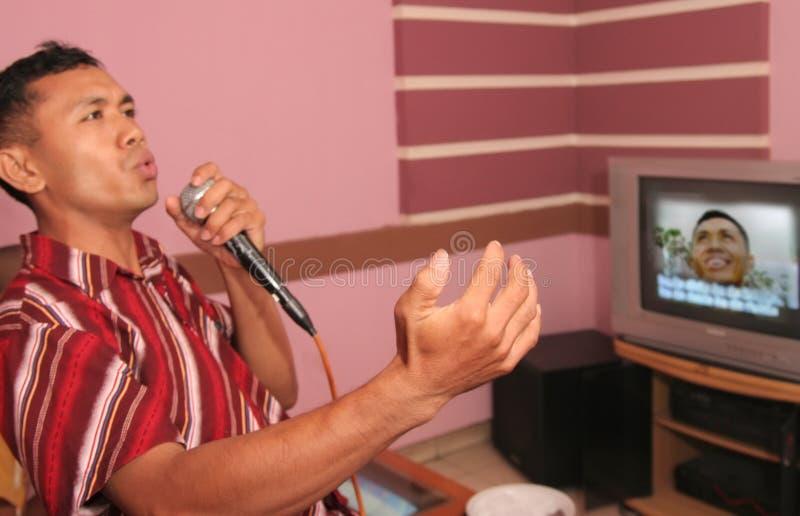 Karaoke royalty free stock images