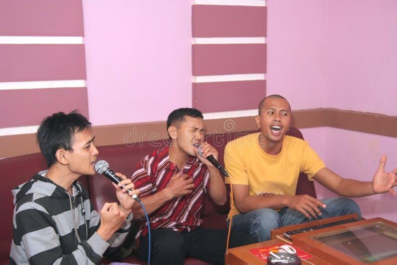 karaoke στοκ εικόνες