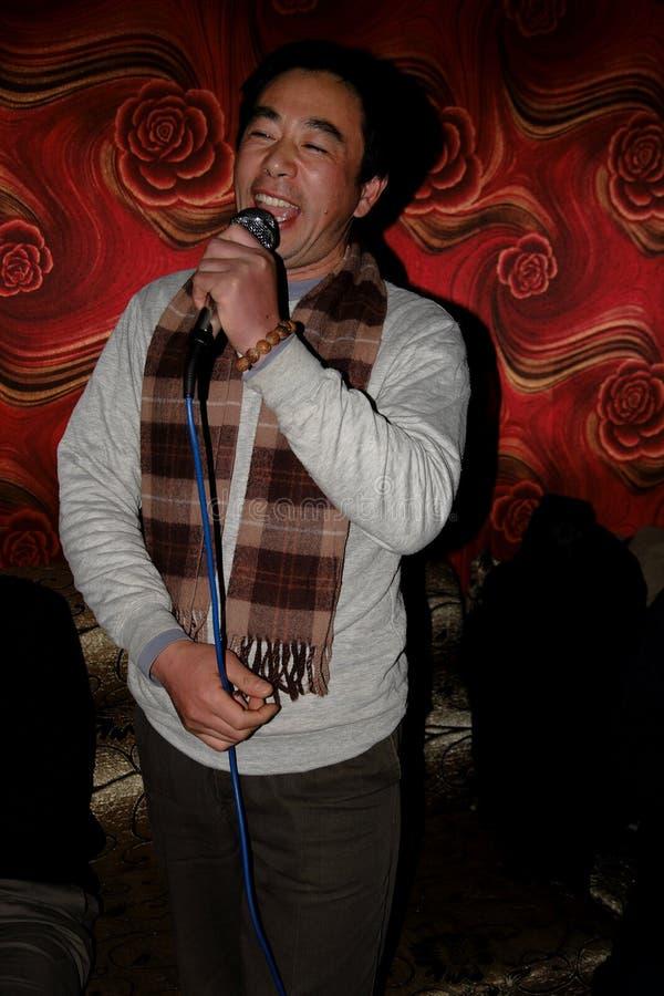 karaoke fotografering för bildbyråer