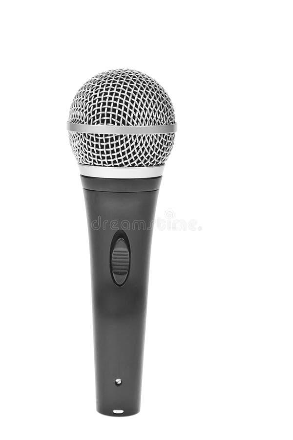 karaoke mikrofon fotografia stock