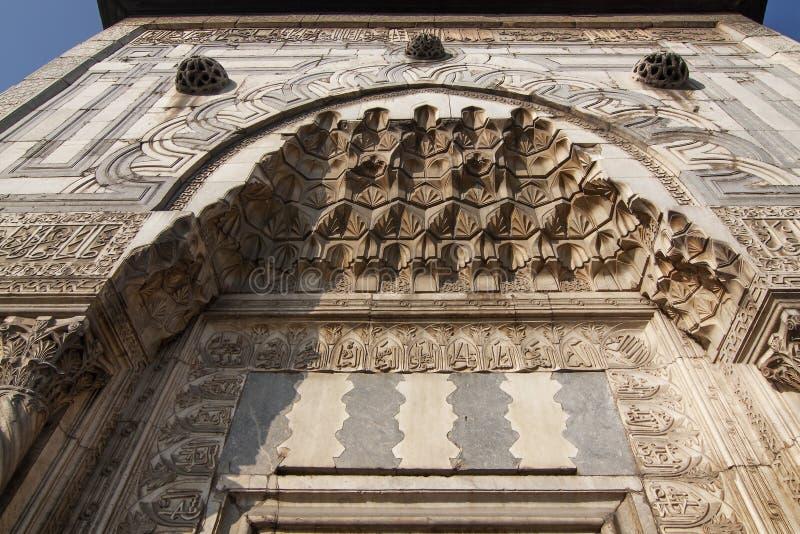 Karataymoskee (Museum), Konya royalty-vrije stock fotografie