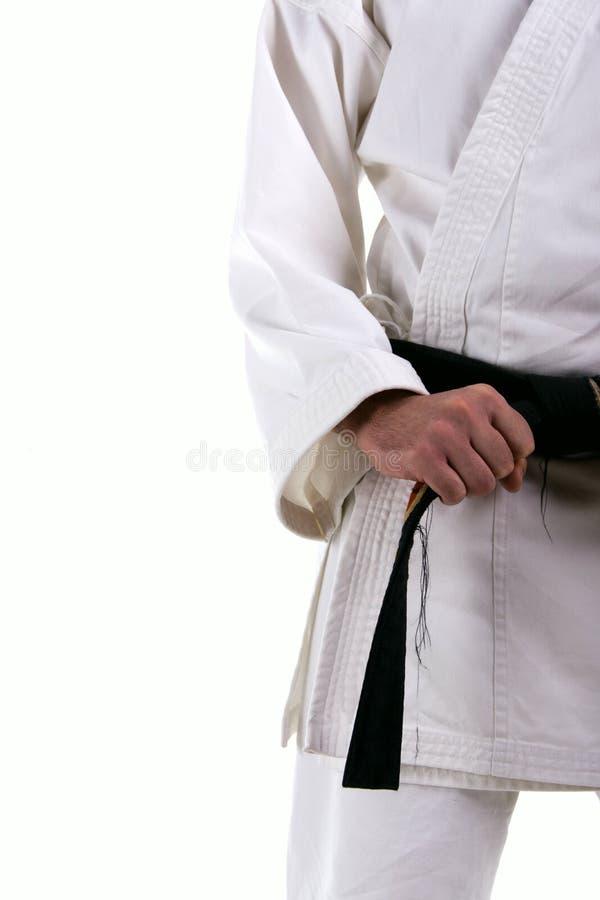 Karate- stock fotografie