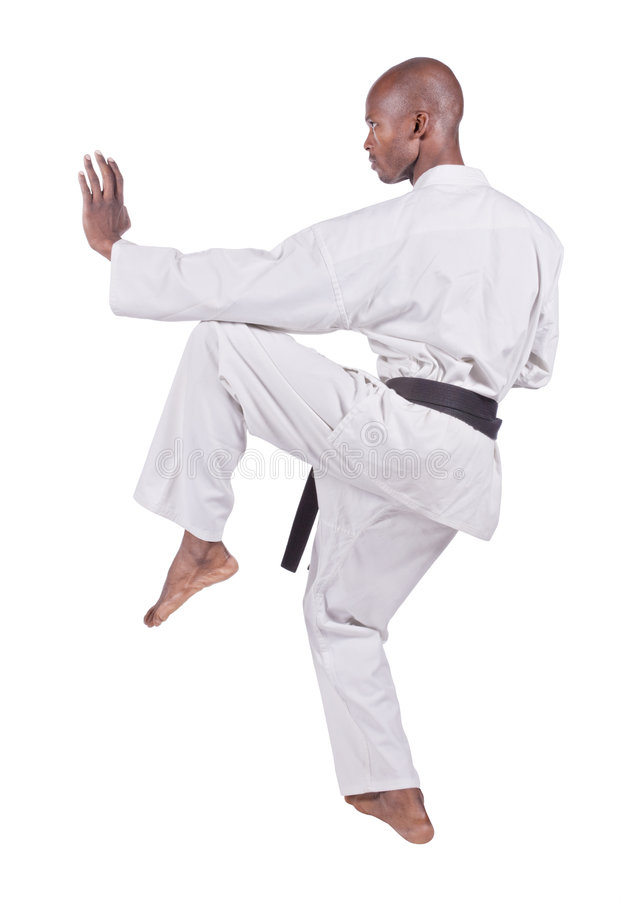Karate stock photos