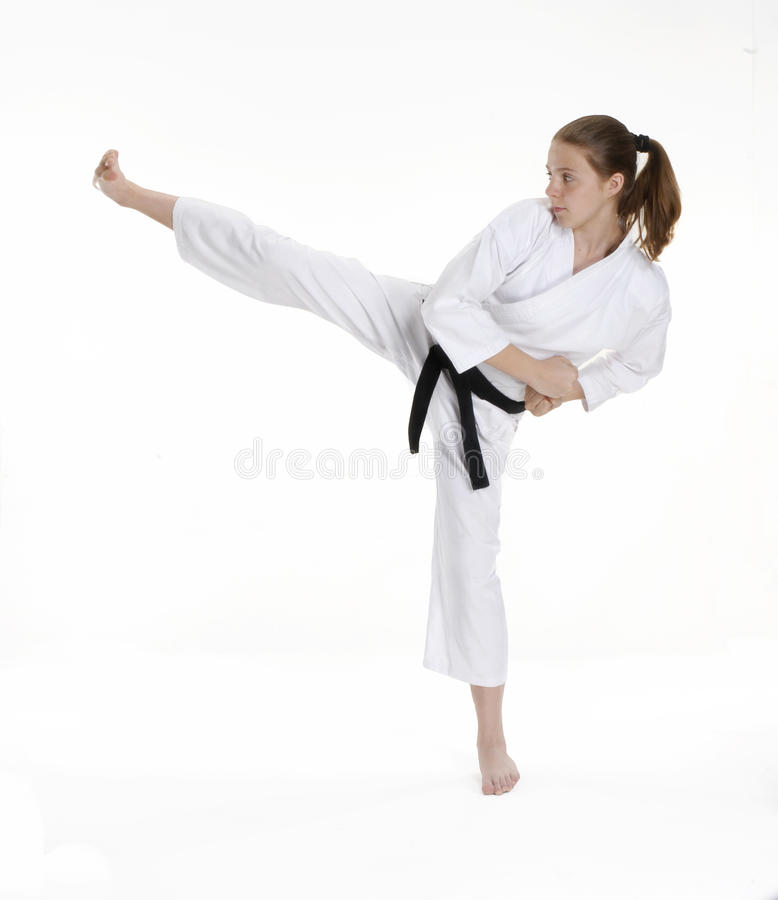Know one Ls women who know martial arts something