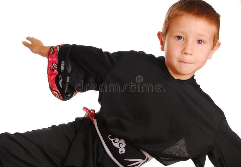 Karate Kid 24 lizenzfreie stockfotos