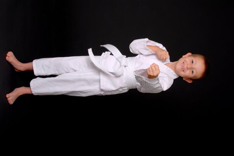 Karate Kid fotografía de archivo