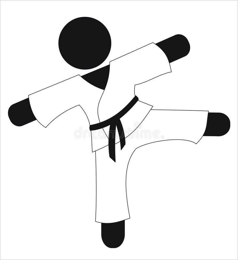 Download Karateka 2 Royalty Free Stock Image - Image: 20955326