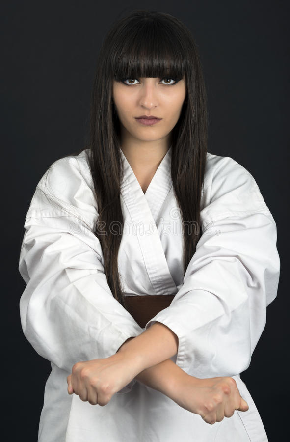 Asian Female Martial Arts