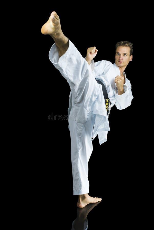 Karateschop stock afbeeldingen