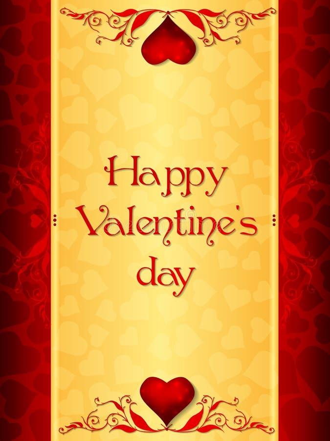 8 karciana dzień eps kartoteka zawierać valentine royalty ilustracja
