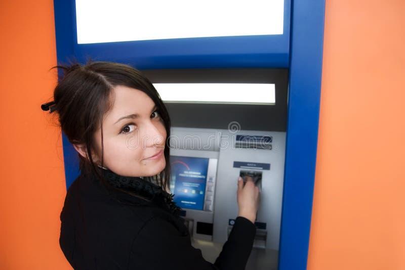 karciana kredytowa kobieta zdjęcia stock
