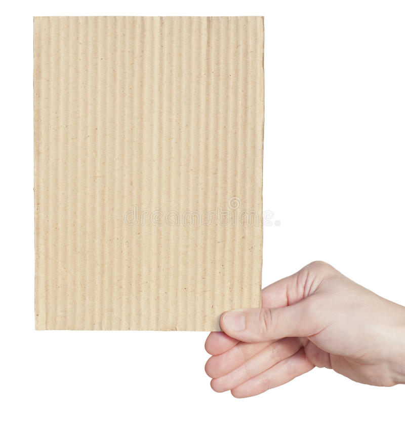 karciana ręka obrazy stock