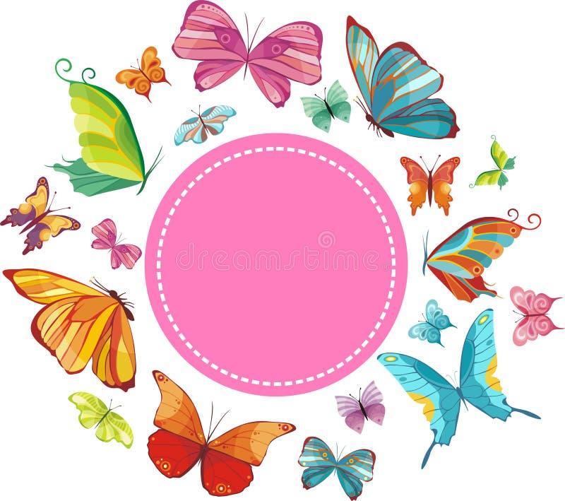 karciana wiosna ilustracji