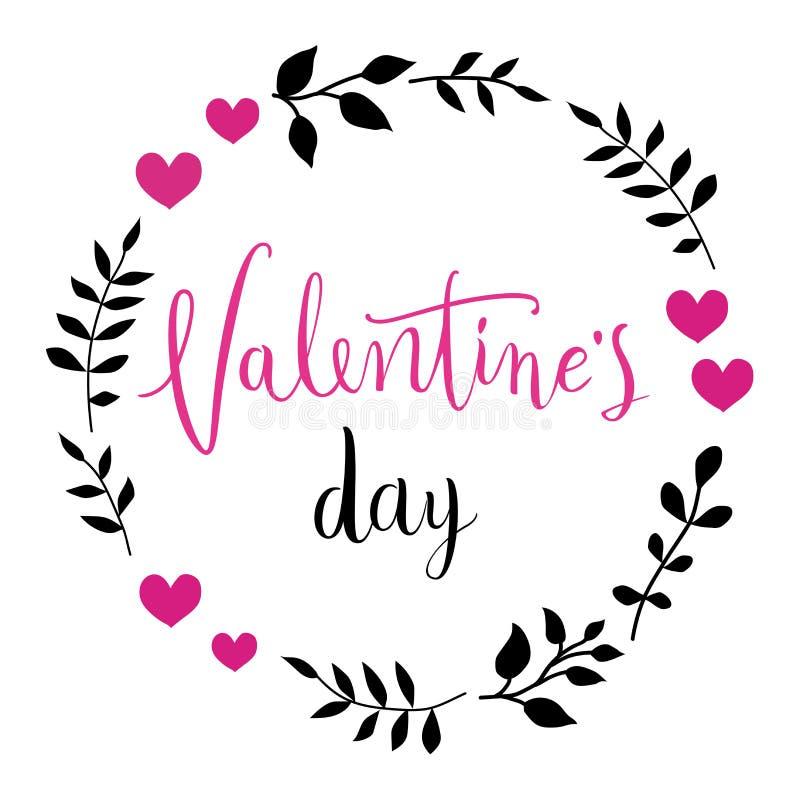 karcianego dzień szczęśliwi valentines Doskonalić dla wakacje Płaski elegancki projekt również zwrócić corel ilustracji wektora zdjęcie royalty free