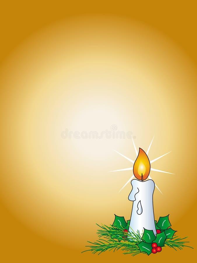 karciani boże narodzenia ilustracja wektor