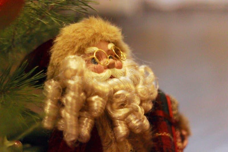 karciani boże narodzenia Claus karciany eps folujący Santa zdjęcie royalty free