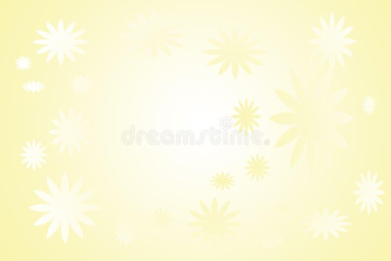karciani kwiaty przygotowywający kolor żółty obraz royalty free