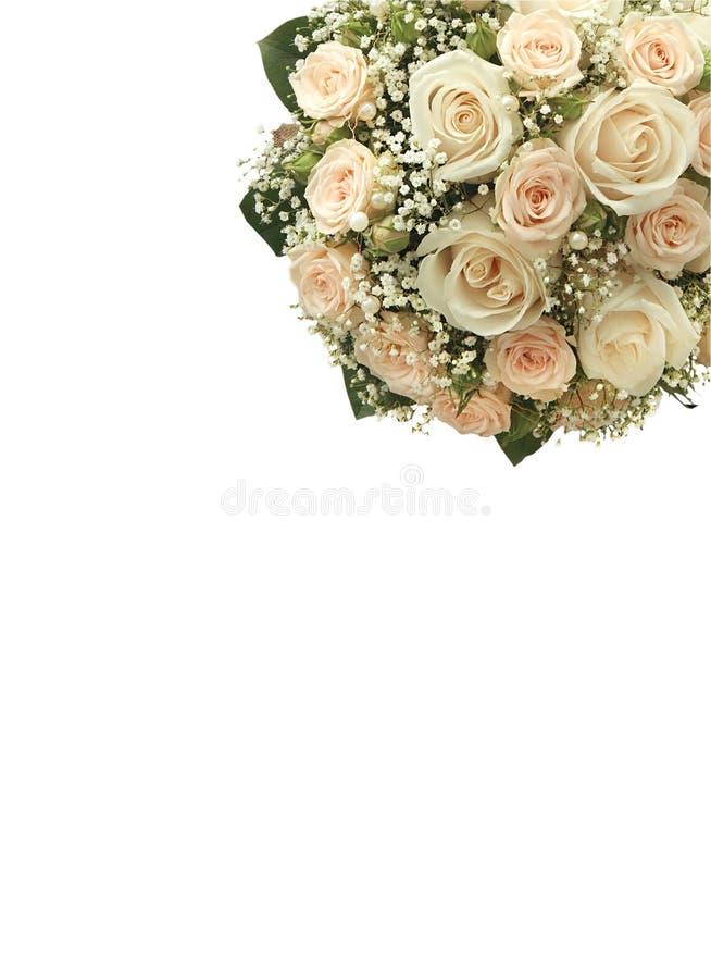 karciany ślub zdjęcia stock
