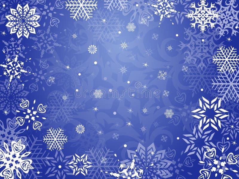 8 karciany bożych narodzeń eps kartoteki powitanie zawierać płatków śniegów wektor ilustracji