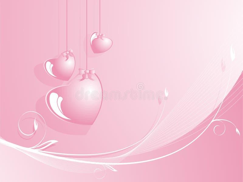 karciany dnia s valentine ilustracji