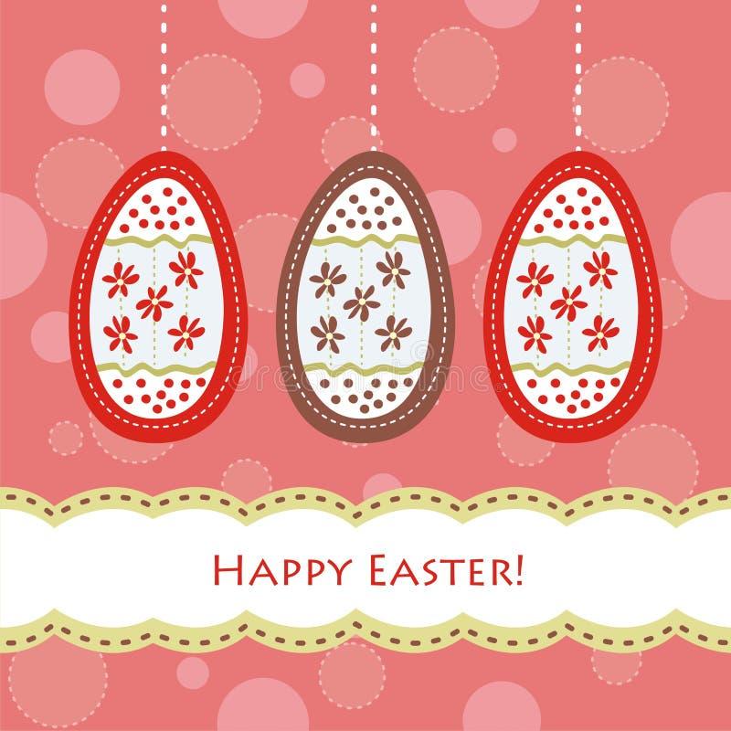 karciany Easter ilustracji