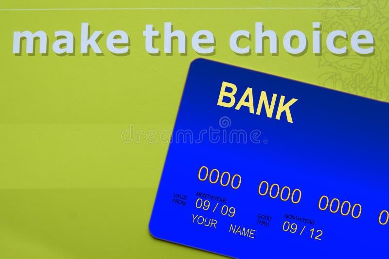 Download Karciany kredyt ilustracji. Obraz złożonej z błękitny - 8378273
