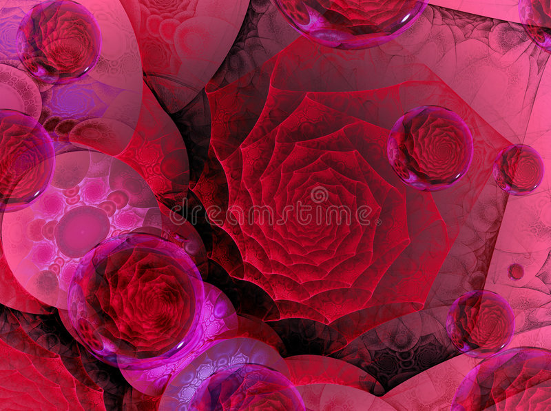 karciany nowożytny valentine royalty ilustracja
