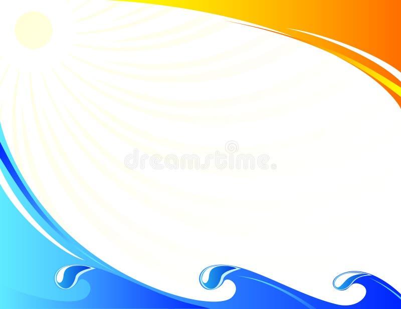karciany pogodny ilustracja wektor
