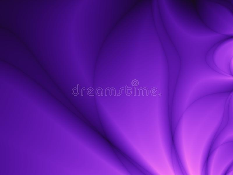 Karciany purpury tło ilustracji