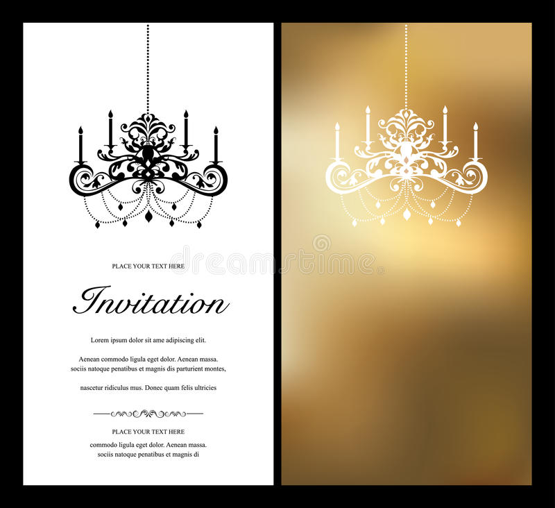 karciany zaproszenie
