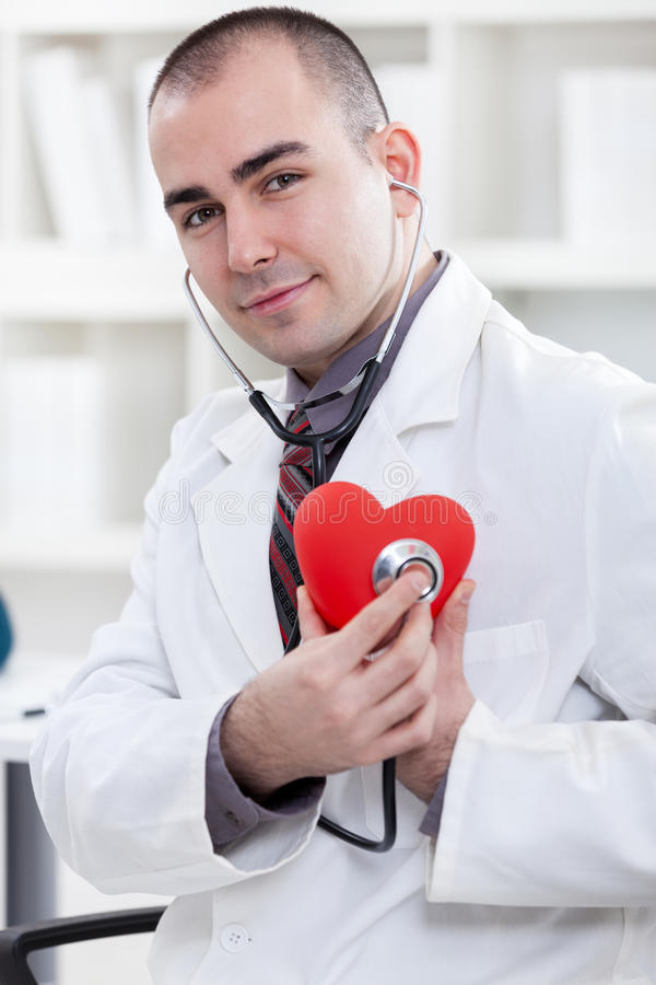 Kardiolog arkivbilder