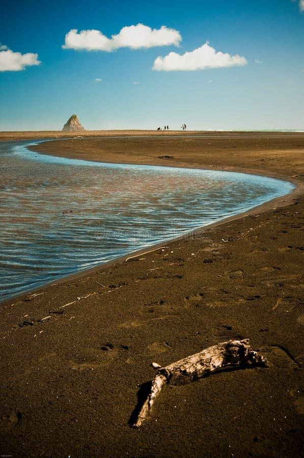 Kare-Kare Beach royalty free stock image