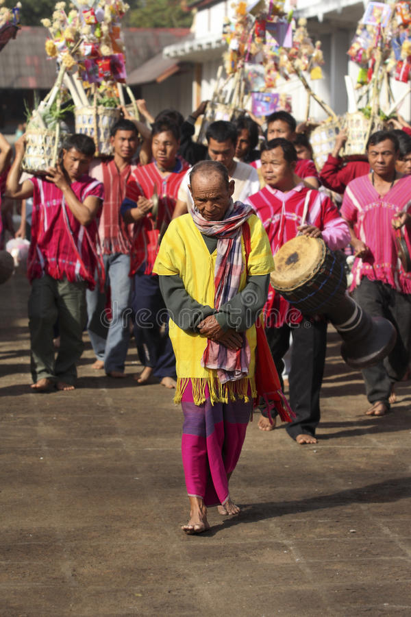 Download Karen Tribes In Ceremony In The Temple Editorial Photo - Image: 24484741