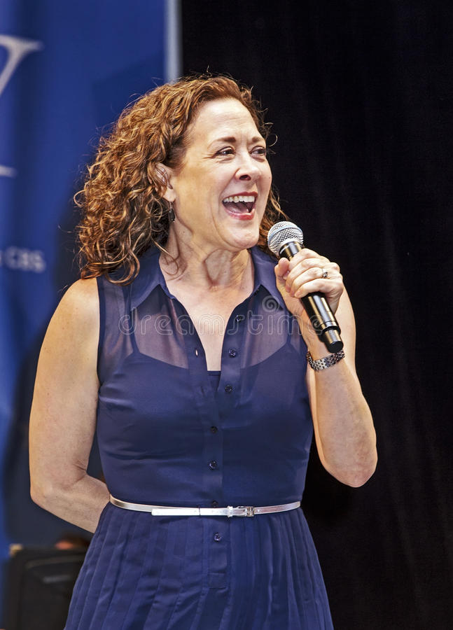 Karen Ziemba stockbild