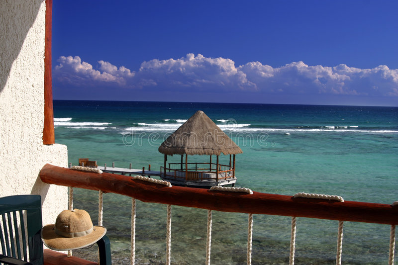 Karibisch stockfoto