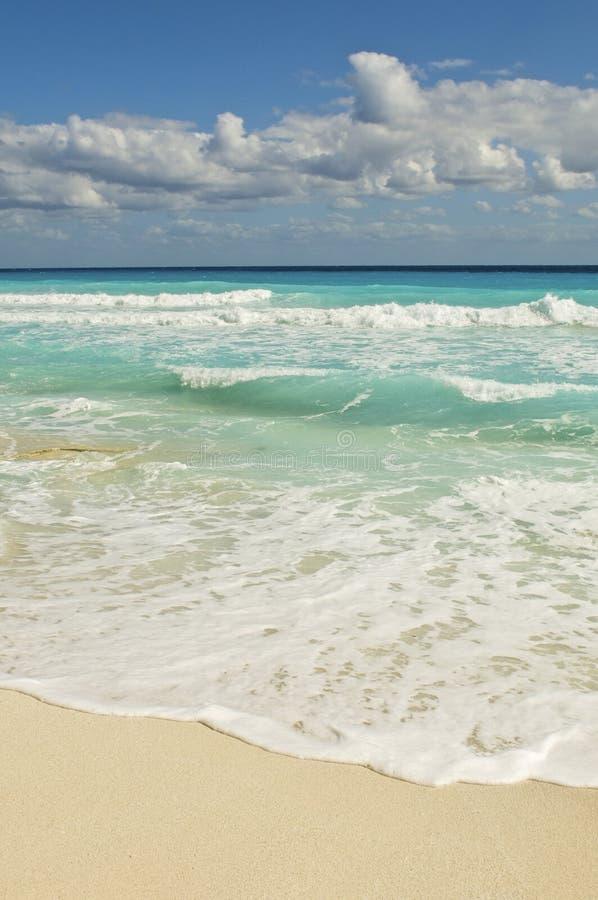 Karibischer Strand stockbilder