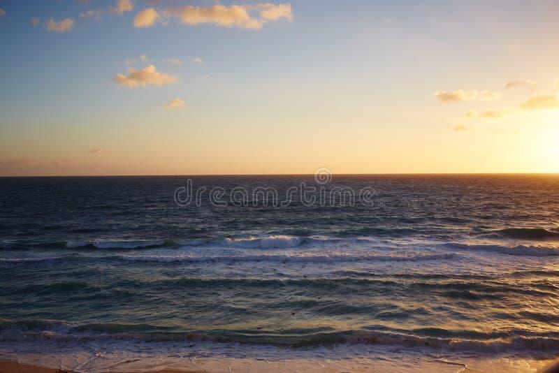 Karibisches Meer stockfotografie