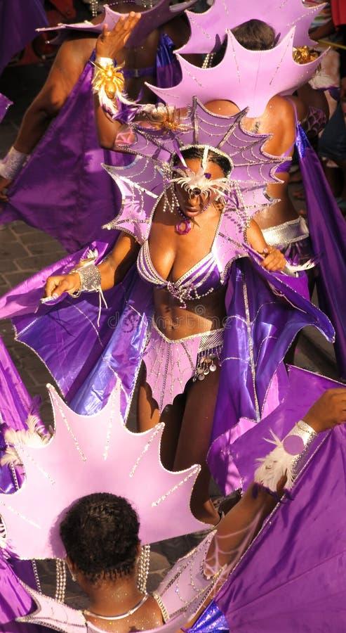 karibisk carnivale 10 royaltyfri bild