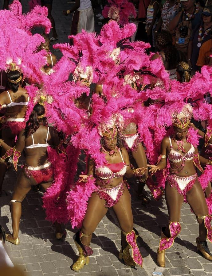 karibisk carnivale 7 royaltyfria bilder