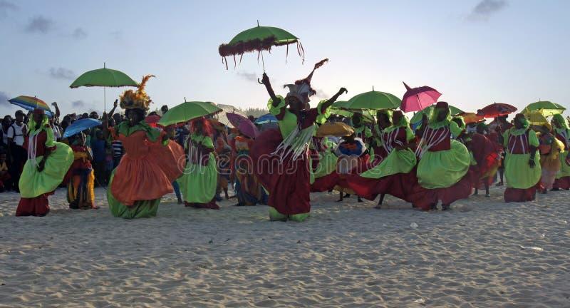 Karibisk karneval royaltyfri fotografi
