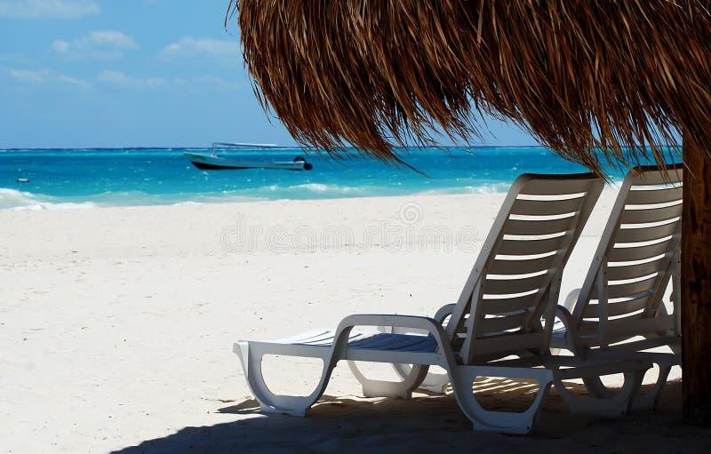 karibisk sikt fotografering för bildbyråer