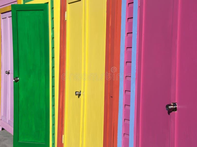 karibiska färger royaltyfri bild