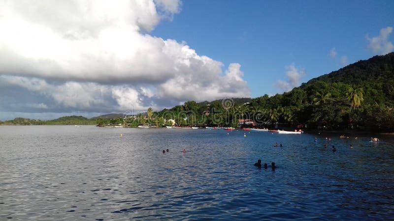 Karibiskt arkivbild
