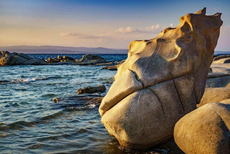Karidi kamienie zdjęcie royalty free