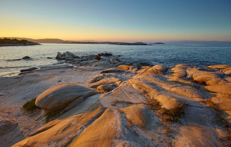 Karidi plaża zdjęcia stock